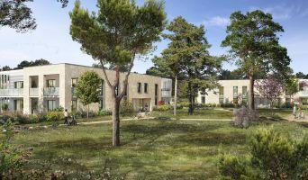Pessac programme immobilier neuve « Le Parc Habité » en Loi Pinel  (2)