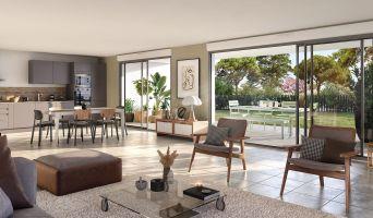 Pessac programme immobilier neuve « Le Parc Habité » en Loi Pinel  (3)