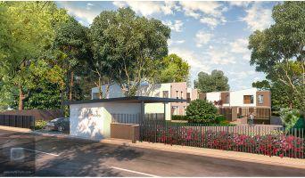 Photo du Résidence « Les Jardins de Noès » programme immobilier neuf en Loi Pinel à Pessac