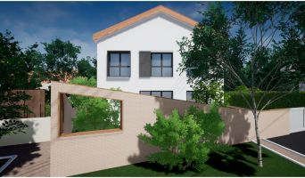 Photo du Résidence « Les Villas Haut Brion » programme immobilier neuf en Loi Pinel à Pessac
