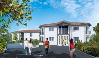Pessac programme immobilier neuve « L'Osen 2 »