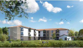 Photo du Résidence « L'Ösen » programme immobilier à rénover en Loi Pinel ancien à Pessac