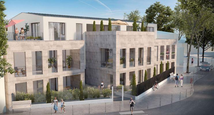 Photo du Résidence « L'Urbanist' » programme immobilier neuf en Loi Pinel à Pessac