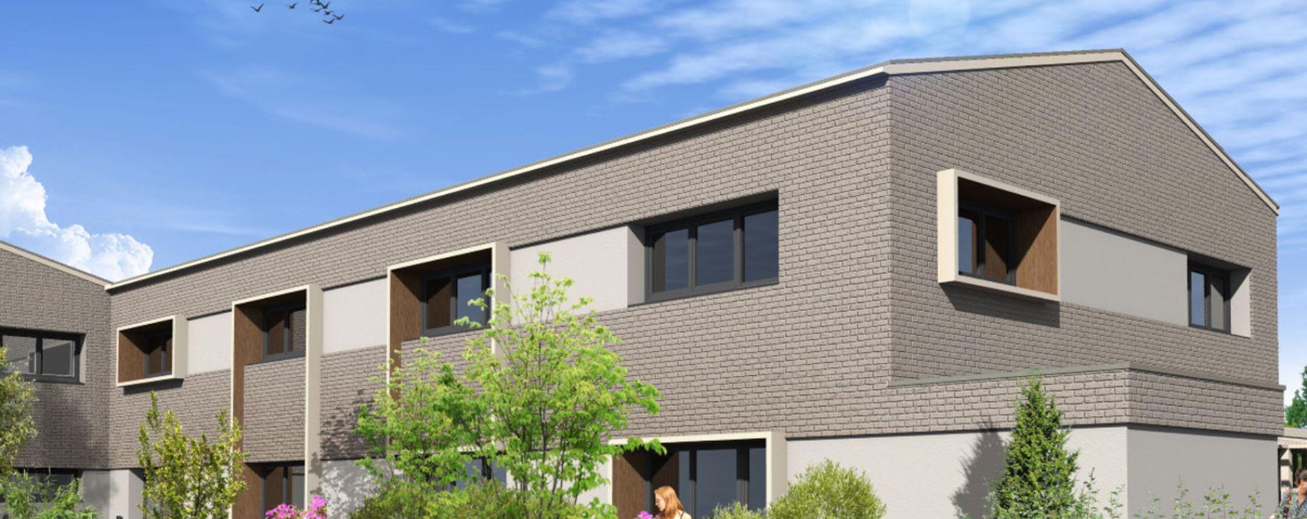 Pessac : programme immobilier neuve « Orée des Vignes 2 » en Loi Pinel