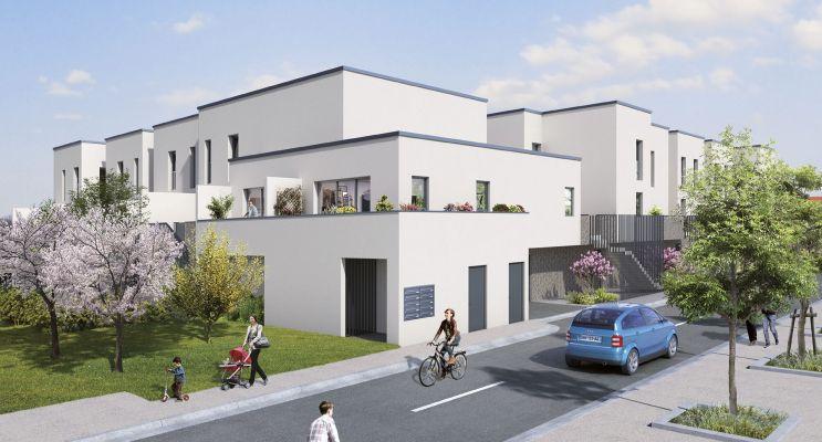 Photo du Résidence « Signature » programme immobilier neuf en Loi Pinel à Pessac
