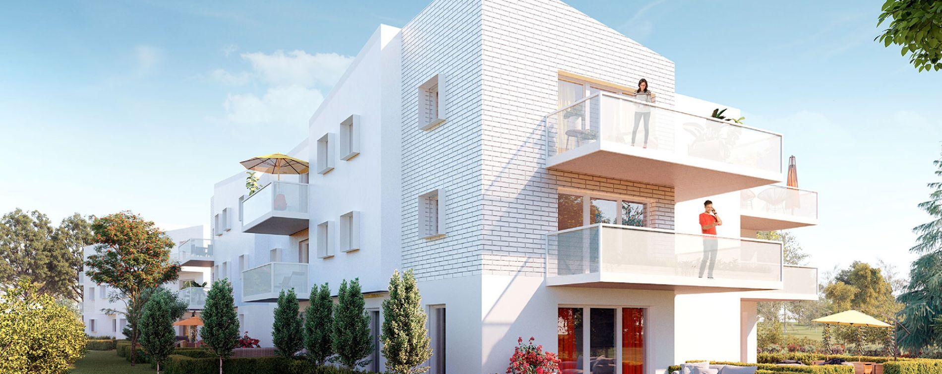 un jardin en ville pessac programme immobilier neuf n 213833. Black Bedroom Furniture Sets. Home Design Ideas