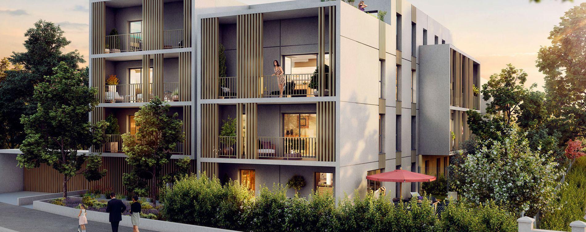 Résidence Villa Alouetta à Pessac