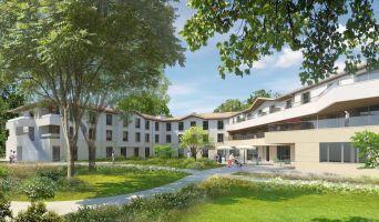 Photo du Résidence « Villa Bourgailh » programme immobilier neuf à Pessac