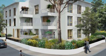 « Villa Serena » (réf. 213721), appartement neuf à Pessac, quartier Les Echoppes – Le Vallon réf. n°213721