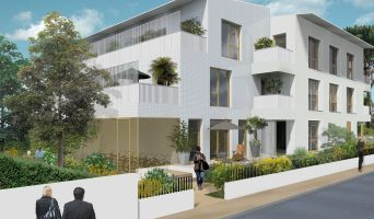 Résidence « Villa Serena » programme immobilier neuf en Loi Pinel à Pessac n°2
