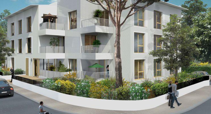 Photo du Résidence « Villa Serena » programme immobilier neuf en Loi Pinel à Pessac