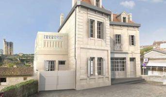 Saint-Émilion programme immobilier neuf « Rue de Thau - Rue du Marché