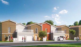 Photo du Résidence « Domaine de Villepreux - Cottages » programme immobilier neuf en Loi Pinel à Saint-Aubin-de-Médoc