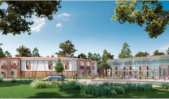 Photo du Résidence « Domaine de Villepreux - La Résidence » programme immobilier neuf à Saint-Aubin-de-Médoc