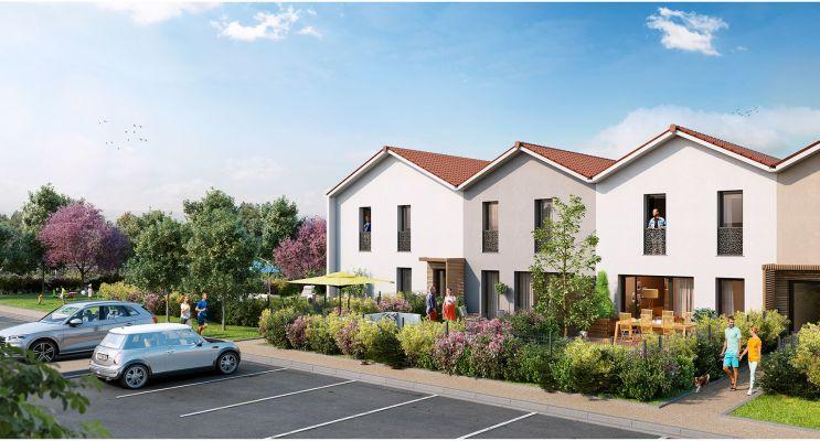 Résidence « Villa Jolibois » programme immobilier neuf en Loi Pinel à Saint-Aubin-de-Médoc n°2