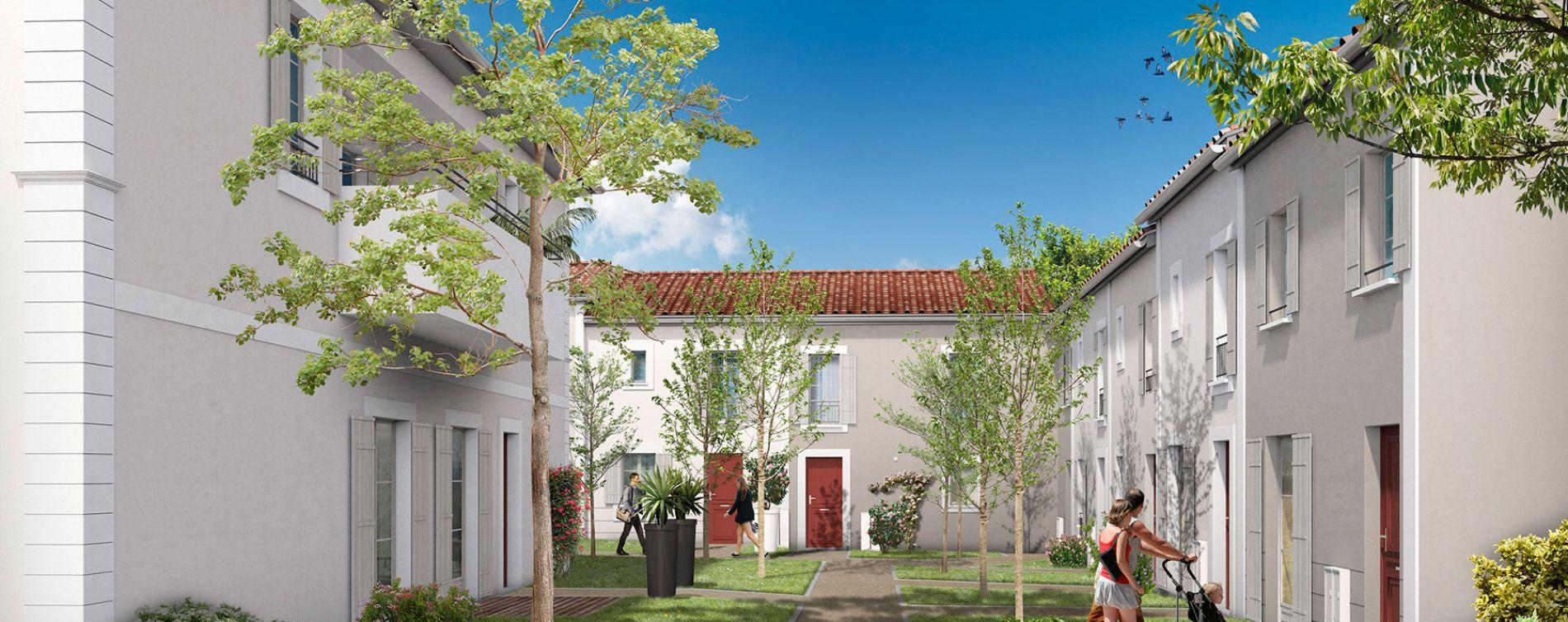 Résidence Le Clos Saint-Caprais à Saint-Caprais-de-Bordeaux