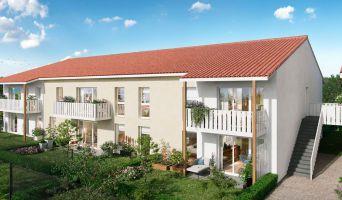 Saint-Loubès : programme immobilier neuf « Green Harmony » en Loi Pinel