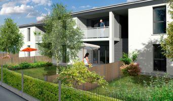 Photo du Résidence « Clos de Canterane » programme immobilier neuf en Loi Pinel à Saint-Médard-d'Eyrans