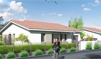 Saint-Médard-d'Eyrans programme immobilier neuve « Le Clos de Canterane »  (2)
