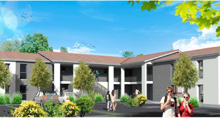 Photo du Résidence « Le Clos de Canterane » programme immobilier neuf en Loi Pinel à Saint-Médard-d'Eyrans