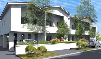 Photo du Résidence « Le Hameau du Stade » programme immobilier neuf en Loi Pinel à Saint-Médard-en-Jalles