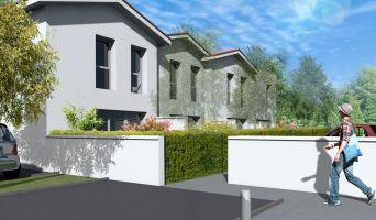 Résidence « Le Hameau Du Stade » programme immobilier neuf en Loi Pinel à Saint-Médard-en-Jalles n°2