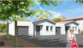 Résidence « Le Hameau Du Stade » programme immobilier neuf en Loi Pinel à Saint-Médard-en-Jalles n°3