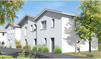 Résidence « Le Hameau Du Stade » programme immobilier neuf en Loi Pinel à Saint-Médard-en-Jalles n°4