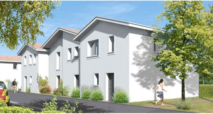 Photo n°4 du Résidence neuf « Le Hameau Du Stade »