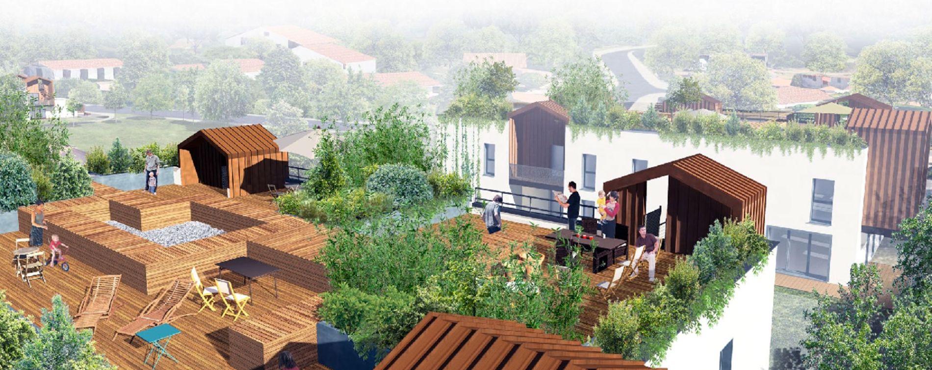 Résidence So Green à Saint-Médard-en-Jalles