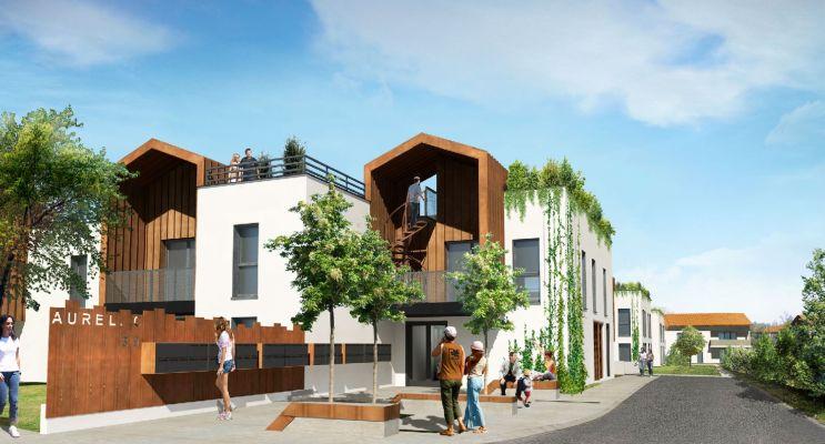 Saint-Médard-en-Jalles programme immobilier neuf « So Green » en Loi Pinel