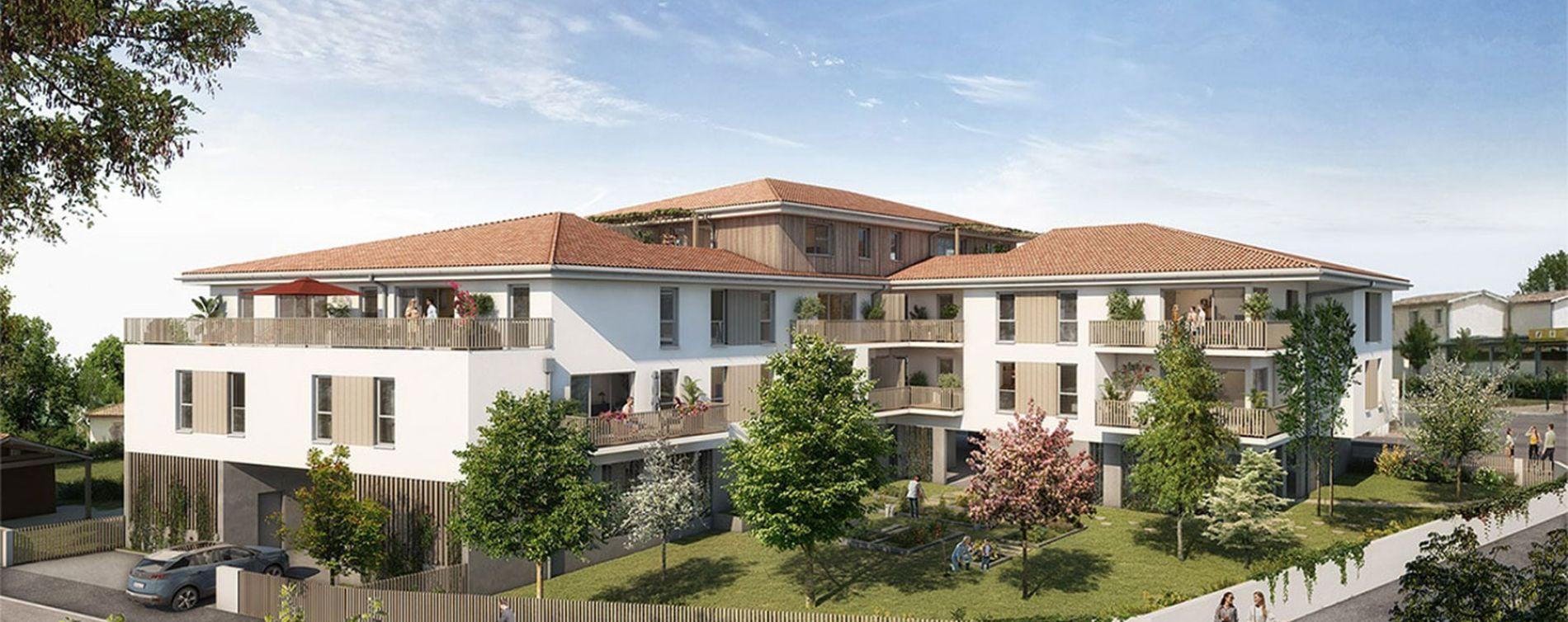 Saint-Vincent-de-Paul : programme immobilier neuve « Florescence »