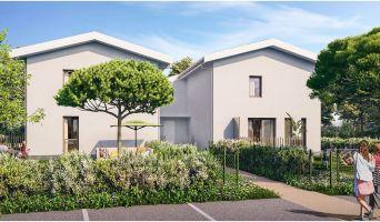 Photo du Résidence « Villas des Parfums » programme immobilier neuf à Saint-Vincent-de-Paul