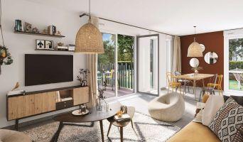 Résidence « Villas Des Parfums » programme immobilier neuf en Loi Pinel à Saint-Vincent-de-Paul n°3