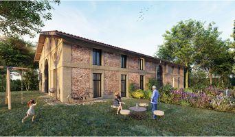 Sainte-Eulalie : programme immobilier à rénover « Abbaye de Bonlieu DF/Pinel Mel » en Déficit Foncier