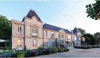 Sainte-Eulalie : programme immobilier à rénover « Abbaye de Bonlieu Meludonoise » en Déficit Foncier