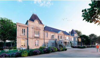 Photo du Résidence « Abbaye de Bonlieu » programme immobilier à rénover en Déficit Foncier à Sainte-Eulalie
