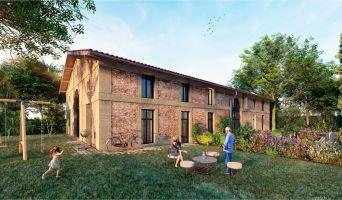 Sainte-Eulalie programme immobilier neuve « Abbaye de Bonlieu »  (2)