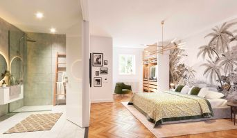 Sainte-Eulalie programme immobilier neuve « Abbaye de Bonlieu »  (4)