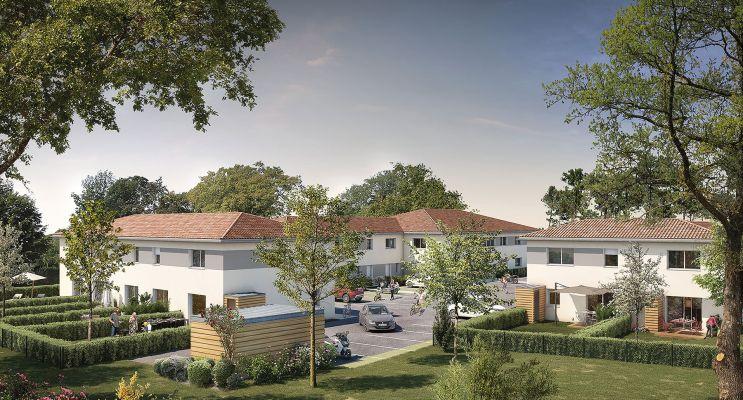 Sainte-Eulalie : programme immobilier neuf « Vista Vinia »