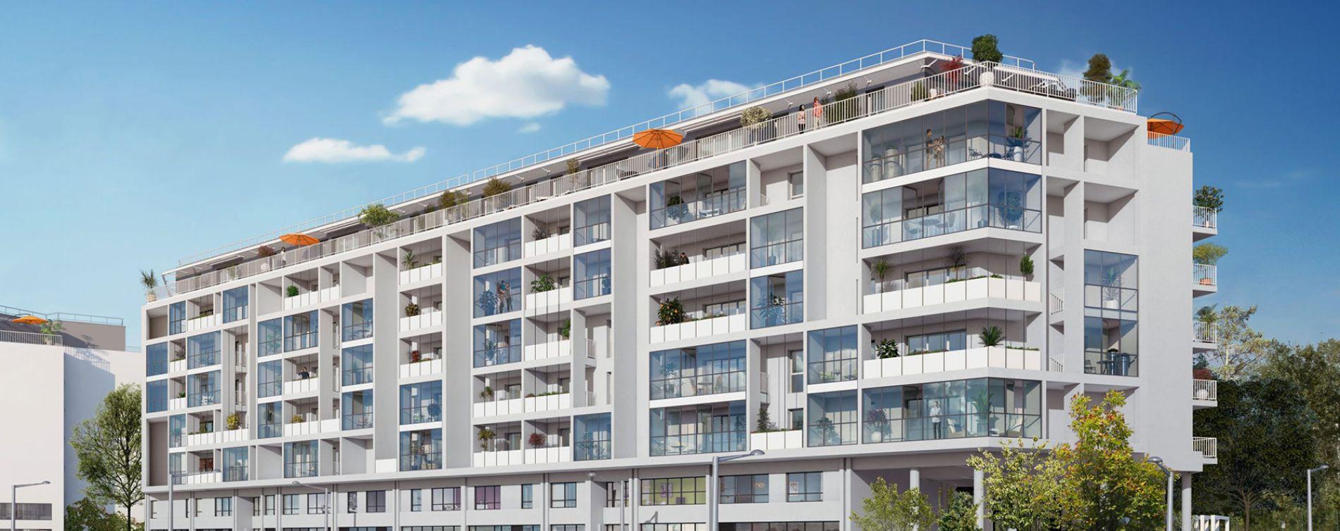 Talence : programme immobilier neuve « Iconic » en Loi Pinel (2)