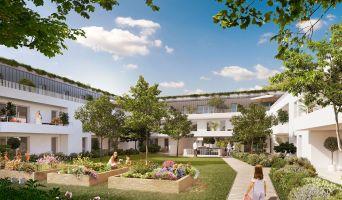 Résidence « Jardins Médoquine » programme immobilier neuf en Loi Pinel à Talence n°1