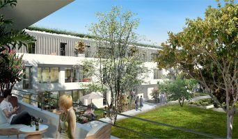 Résidence « Jardins Médoquine » programme immobilier neuf en Loi Pinel à Talence n°2