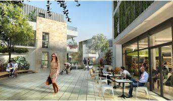 Résidence « Jardins Médoquine » programme immobilier neuf en Loi Pinel à Talence n°3