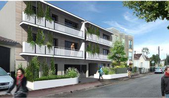 Photo du Résidence « Le Marly » programme immobilier neuf en Loi Pinel à Talence