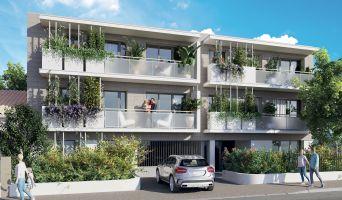 Talence programme immobilier neuf « Résidence Alba » en Loi Pinel
