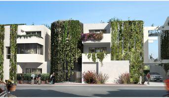 Résidence « Villa Clématite » programme immobilier neuf en Loi Pinel à Talence n°1