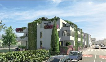 Résidence « Villa Clématite » programme immobilier neuf en Loi Pinel à Talence n°2