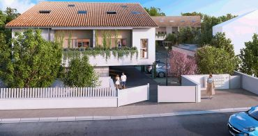 Résidence « Villa Twill » (réf. 216765)à Talence, quartier Centre