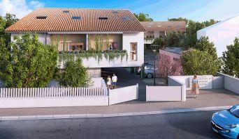 Talence programme immobilier neuf « Villa Twill » en Loi Pinel